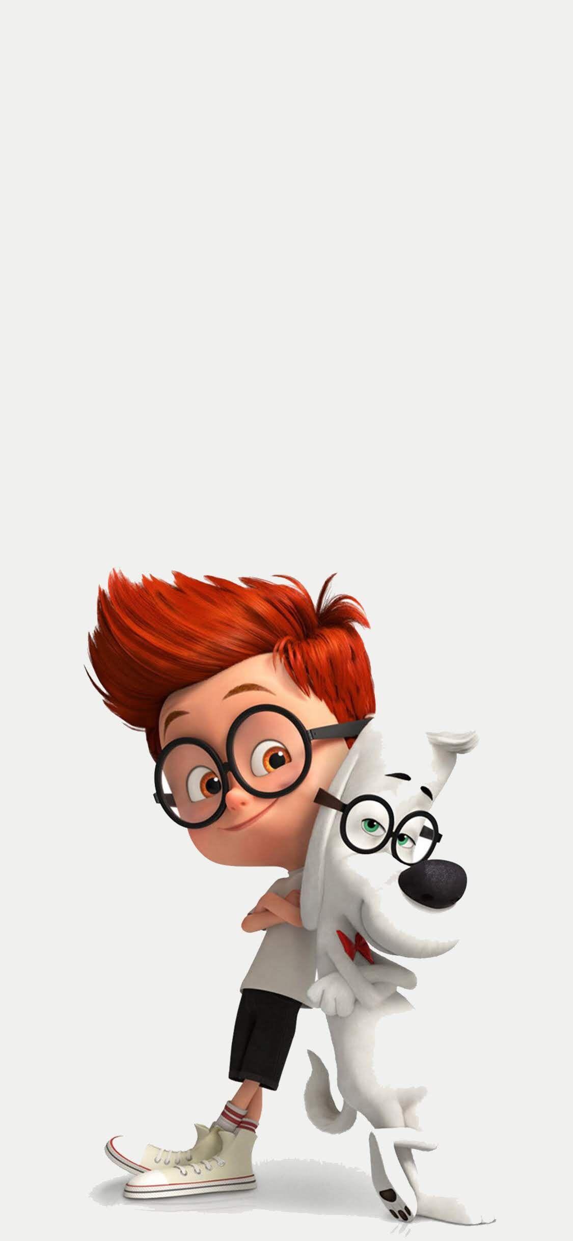 Mr Peabody And Sherman Cute Cartoon Pictures Cartoon Character Design Cute Cartoon Wallpapers