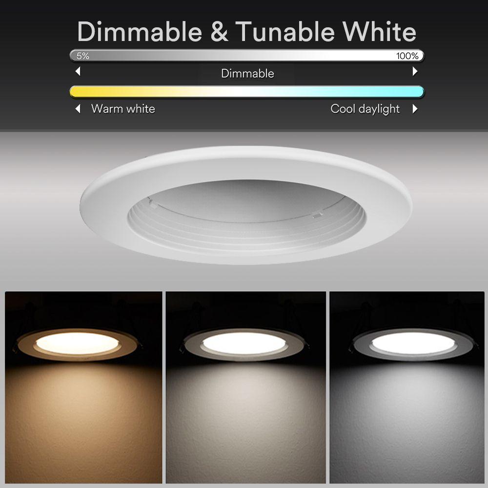 ilintek smart recessed lighting 5 6