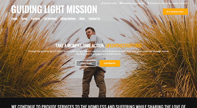 Guiding Light Mission Is A Grand Rapids Based Recovery Program For Men Who  Want To Re
