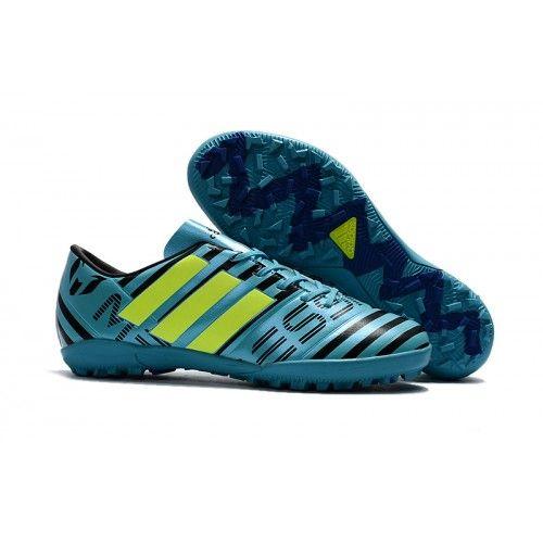 new style c27e8 2f24e Adidas MessiOrangeGreenBlackBoots