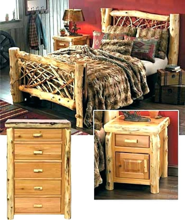 Discover Ideas About Log Bedroom Furniture