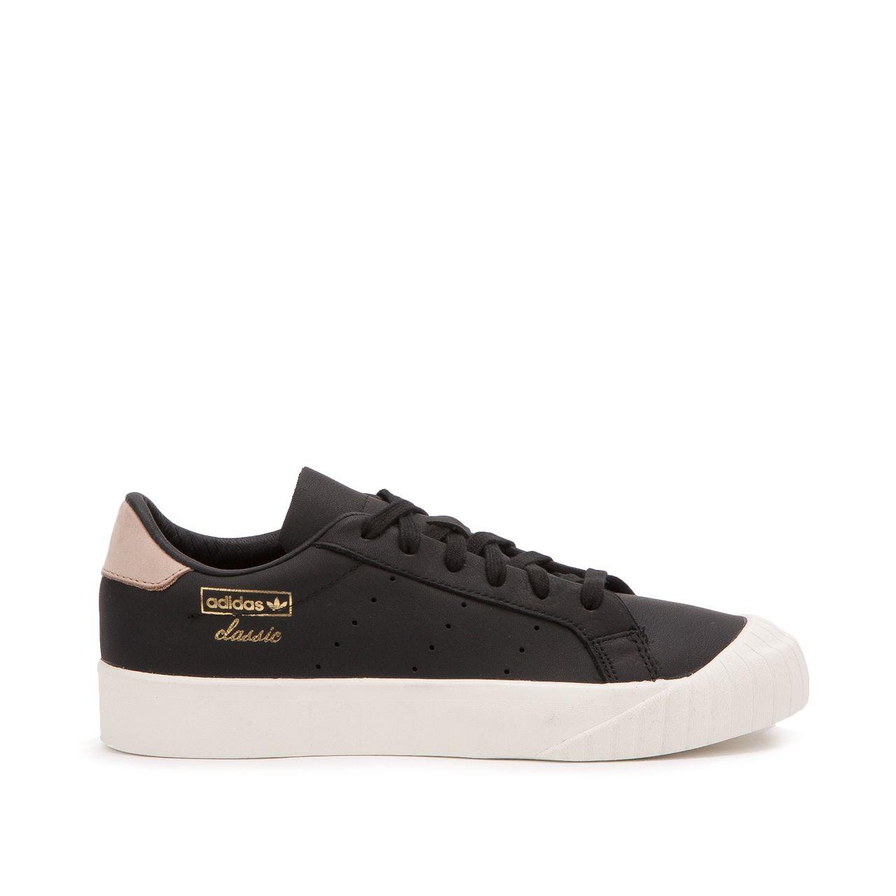 adidas Everyn W White White Black Schuhe Sneaker Weiß Schwarz