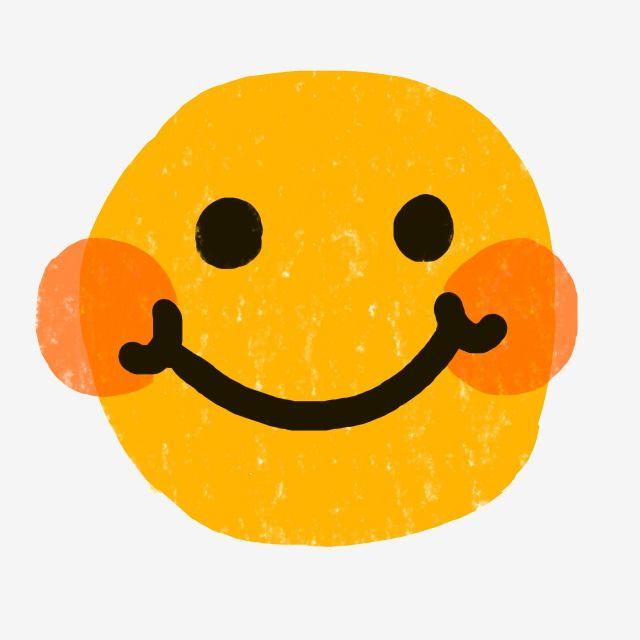 노란색 라운드 웃는 그림, 스마일 클립 아트, 옐로우 스마일, 만화 삽화무료 다운로드를위한 PNG 및 PSD 파일 | Sticker  art, Art collage wall, Art