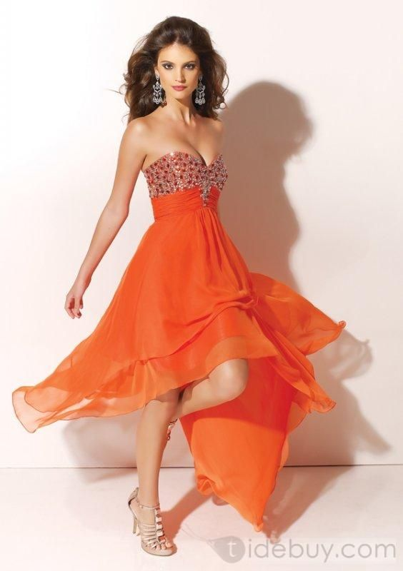 not the color... the dress <3