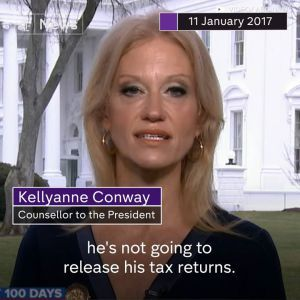 Will President Donald Trump ever release his tax returns?  More than 260000 people have s #news #alternativenews