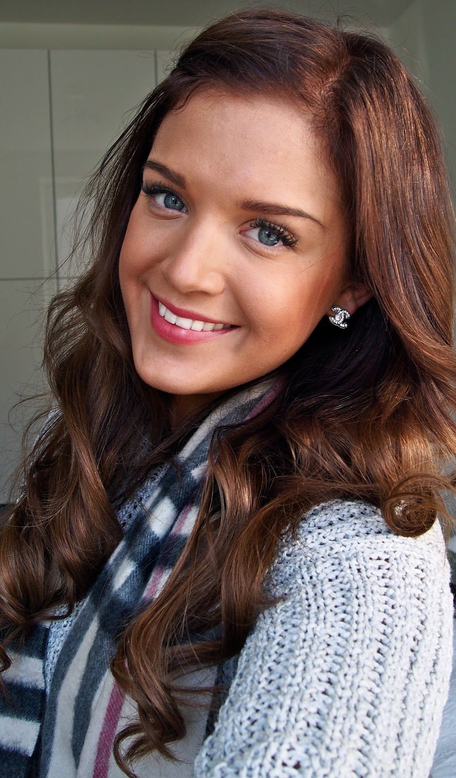 When I Go Back To Brown Hair I Want This Warm Brown Color