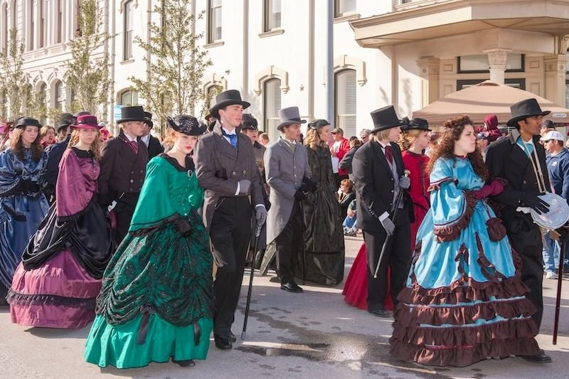 The South's Best Christmas Festivals Galveston Texas And