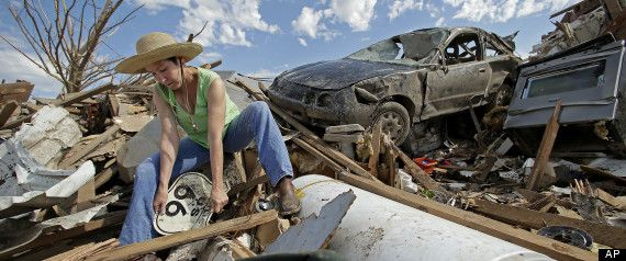 Chris Whitley had already survived three tornadoes and had worked at the scene of dozens more before arriving in Joplin, Mo.