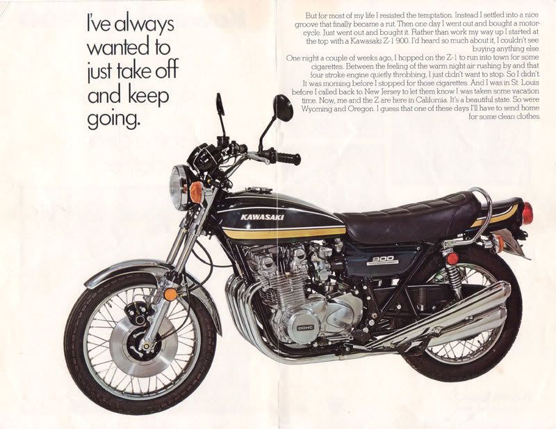177 best 1975 kawasaki z1b 900cc images on pinterest | vintage
