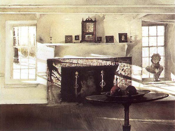 Andrew Wyeth, The Big Room