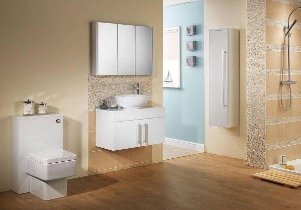 Spiegelschrank im Badezimmer Designs für