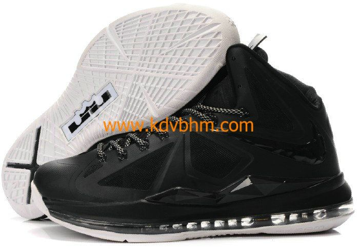 Nike Lebron X All Black Everything for sale  52070cc47