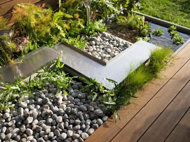Jardin Japonais D Intrieur Gramines Et Fougres Planter Des Bambous