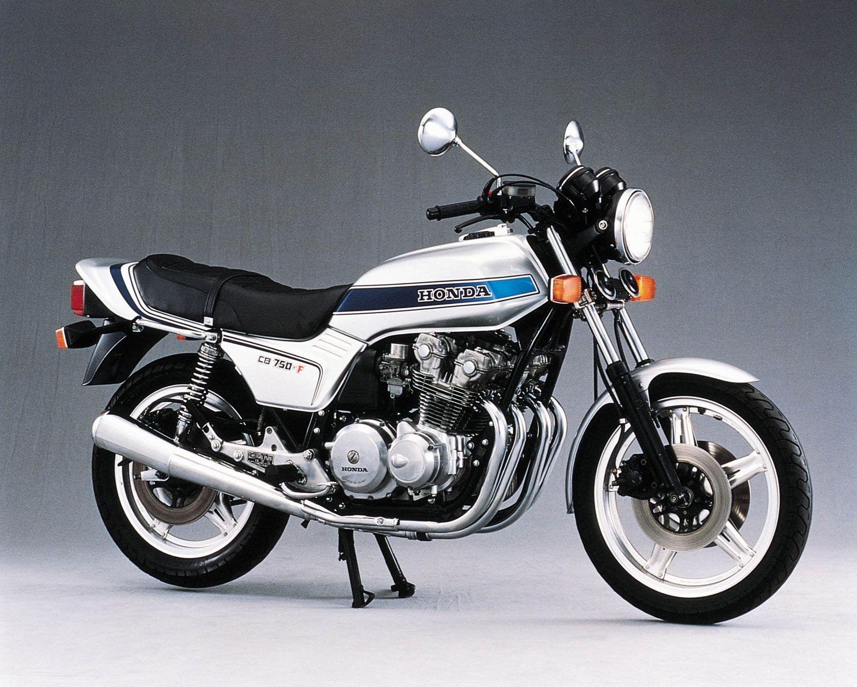 moto honda f 750