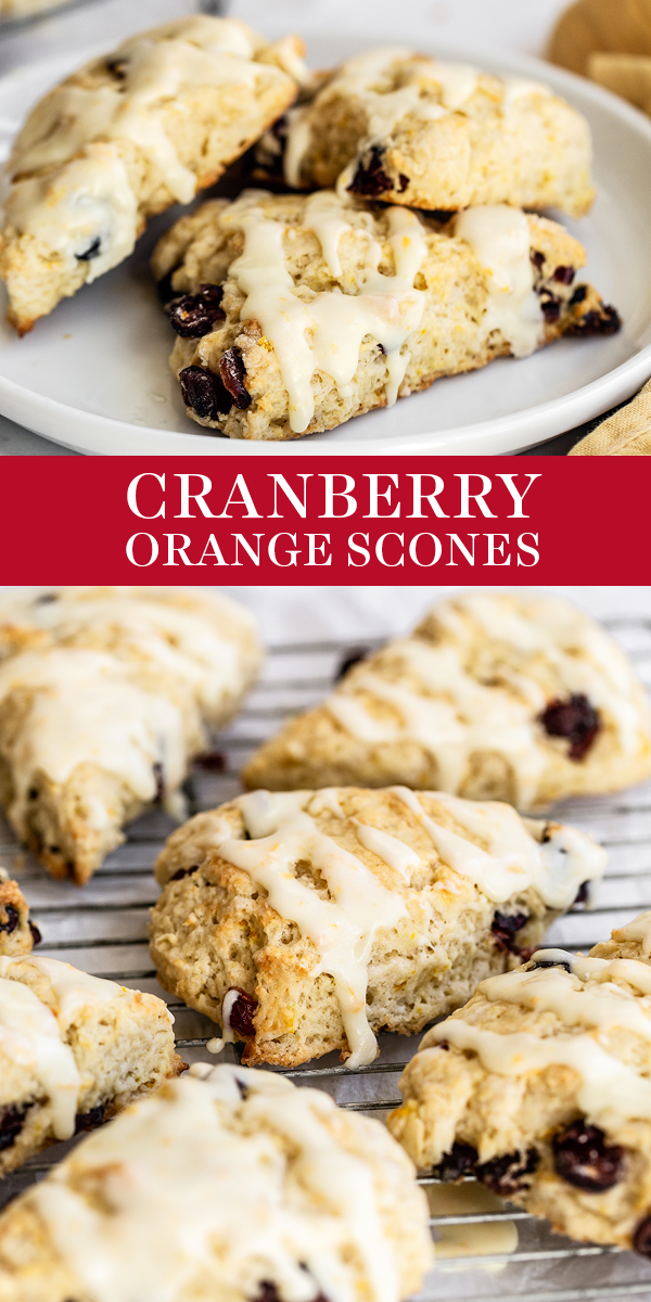 Cranberry Orange Scones Are Flaky And Buttery With Tangy Buttermilk Dried Cranberries Fresh Ora In 2020 Cranberry Orange Scones Orange Scones Buttermilk Scone Recipe