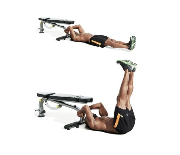 Ab workout - The 30 Best Abs Exercises of All Time - Men's Fitness