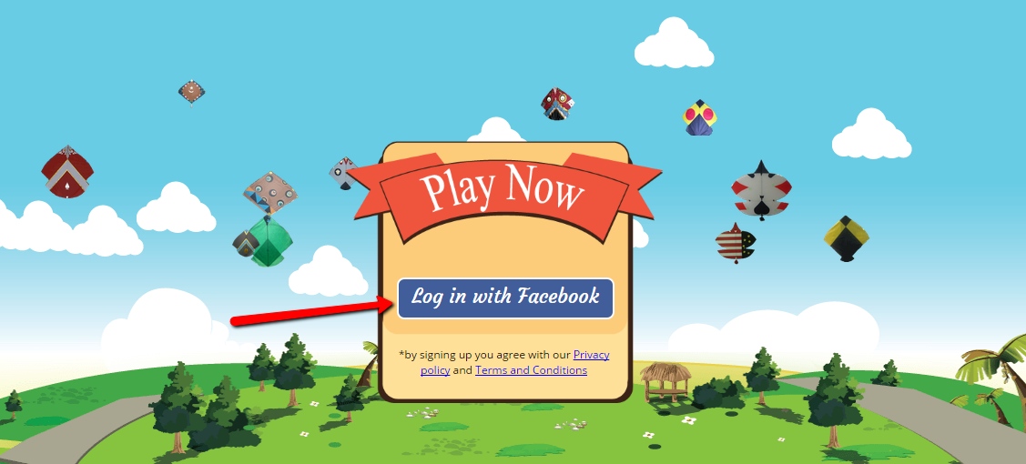 Online Multiplayer Kite Fighting & Kite Flying Game Check