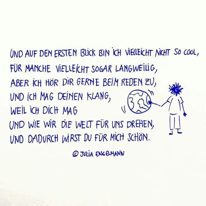 Pin Von Josephine Seidel Auf Lyriks Julia Engelmann Zitate Zitate Gluckliche Worter