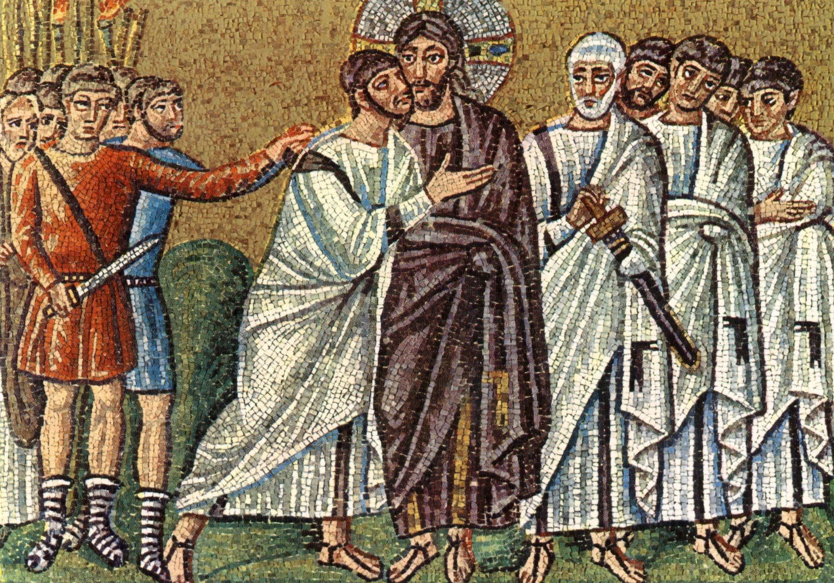 Is Male Cowardice the Story of Christ's Crucifixion?