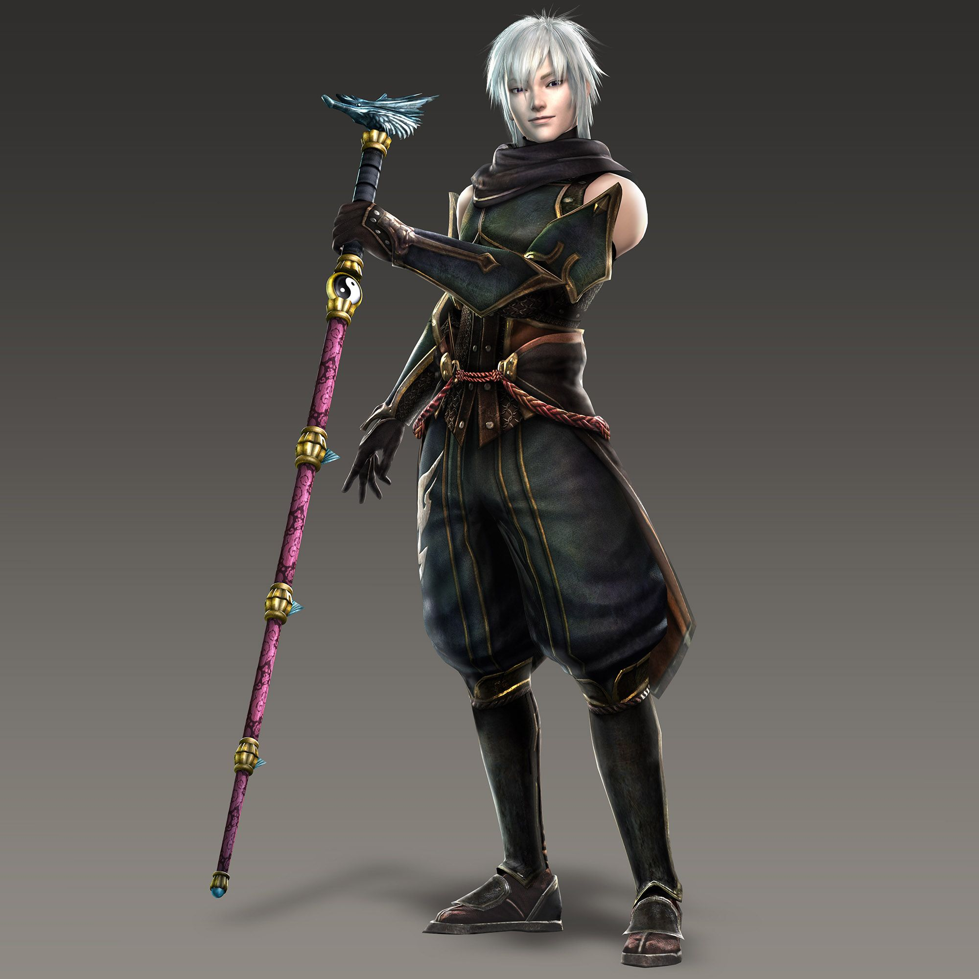 Warriors Orochi 3 Ultimate Character Artwork