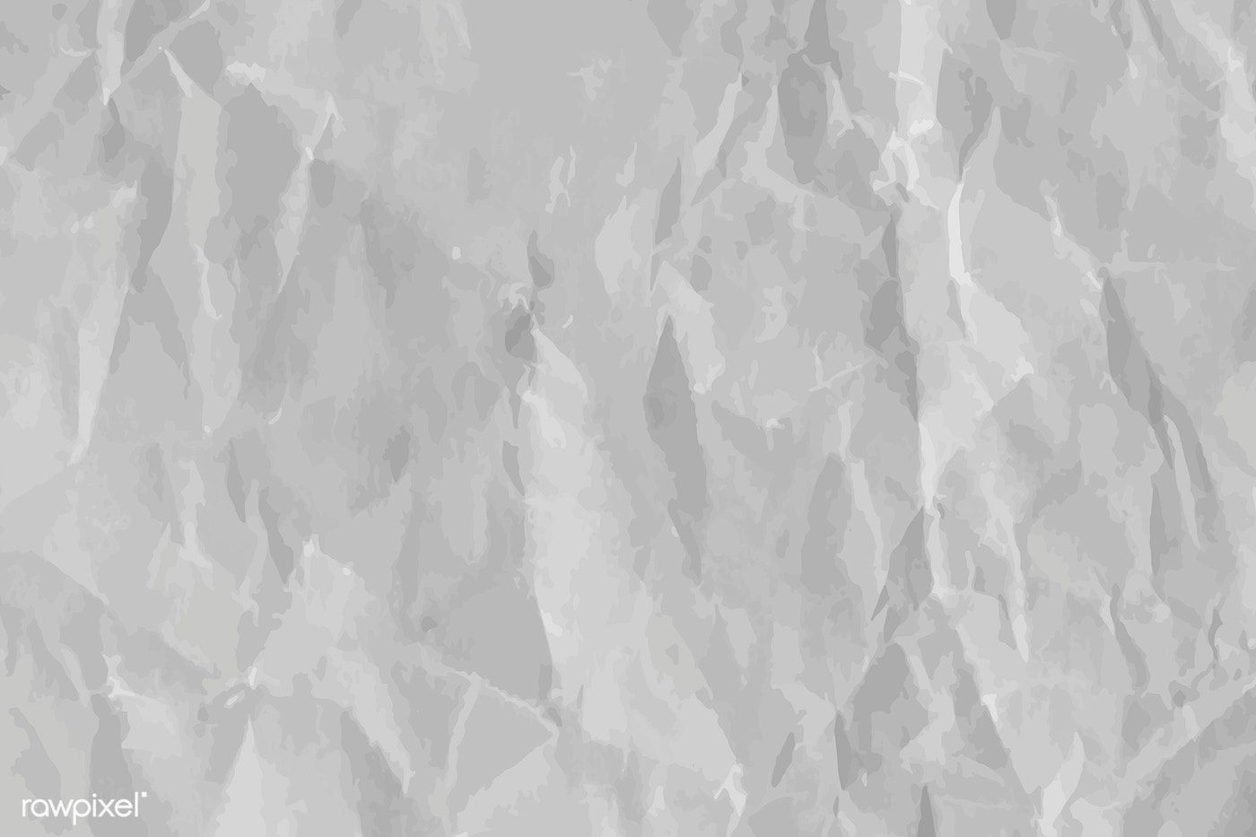 White Crumpled Paper Textured Background Vector Free Image By