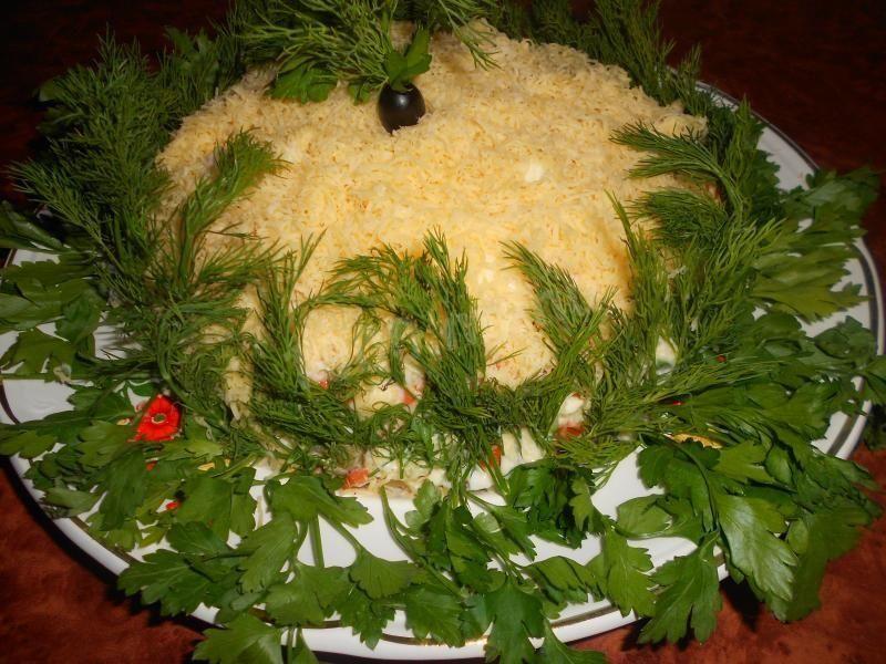 мом салат гербарий рецепт с фото пошагово особенно эффектно выглядит