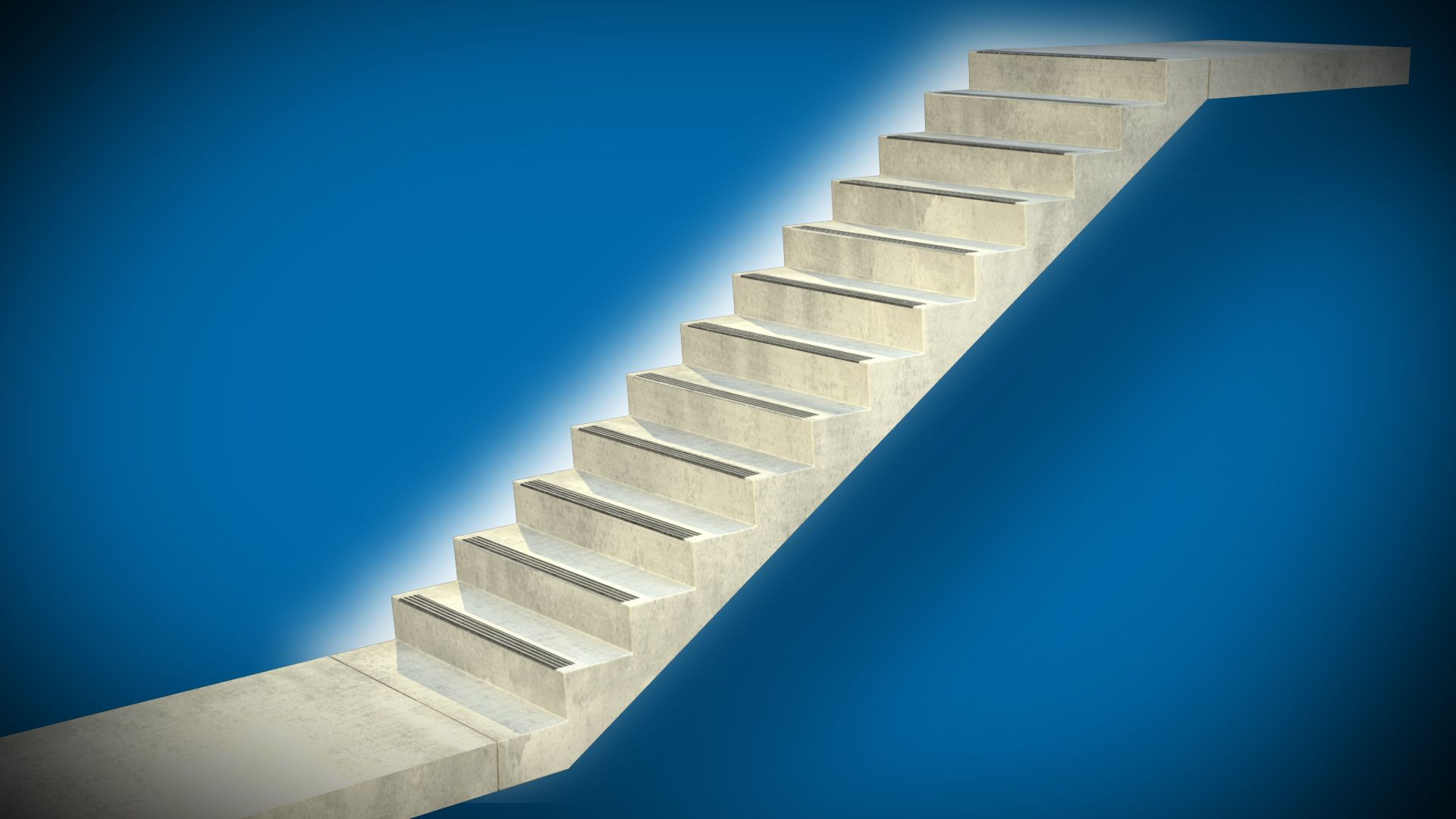 Precast Step Concrete Stairs stairs Pinned by www.modlar