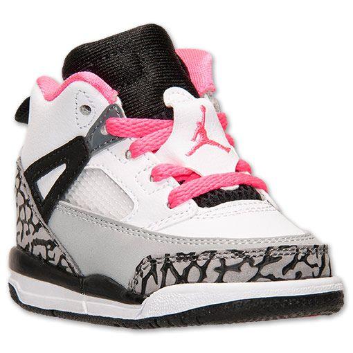 3b568bc52742e4 Girls  Toddler Jordan Spizike Basketball Shoes