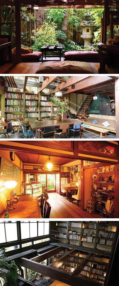 Kyoto S Top 5 Machiya Cafes Modern Architecture House