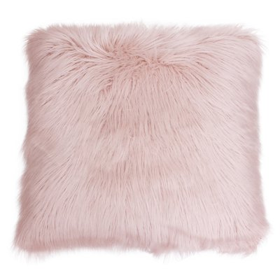 Rosdorf Park Alanna Throw Pillow Throw Pillows Fur