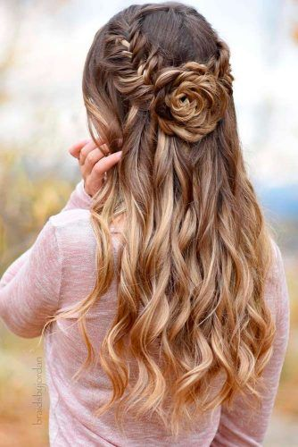 65 Stunning Prom Hairstyles for Long Hair for 2018 | Makeup ...