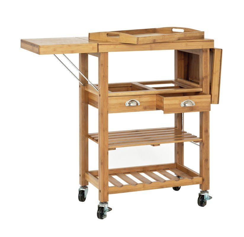 Küchenwagen Sasha | BROWN KITCHEN | Kitchen trolley, Kitchen ...