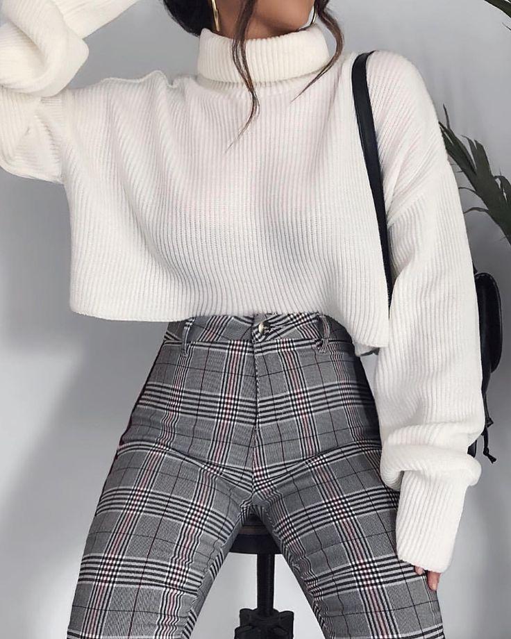 Welches Outfit würden Sie Ihrer Einkaufsliste hinzufügen? credit @rubilove @lizzymclovin @kathiischr #americanstyle #ootd #outfit #style # fashion… #trendyoutfits