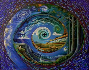Earthship Spiral