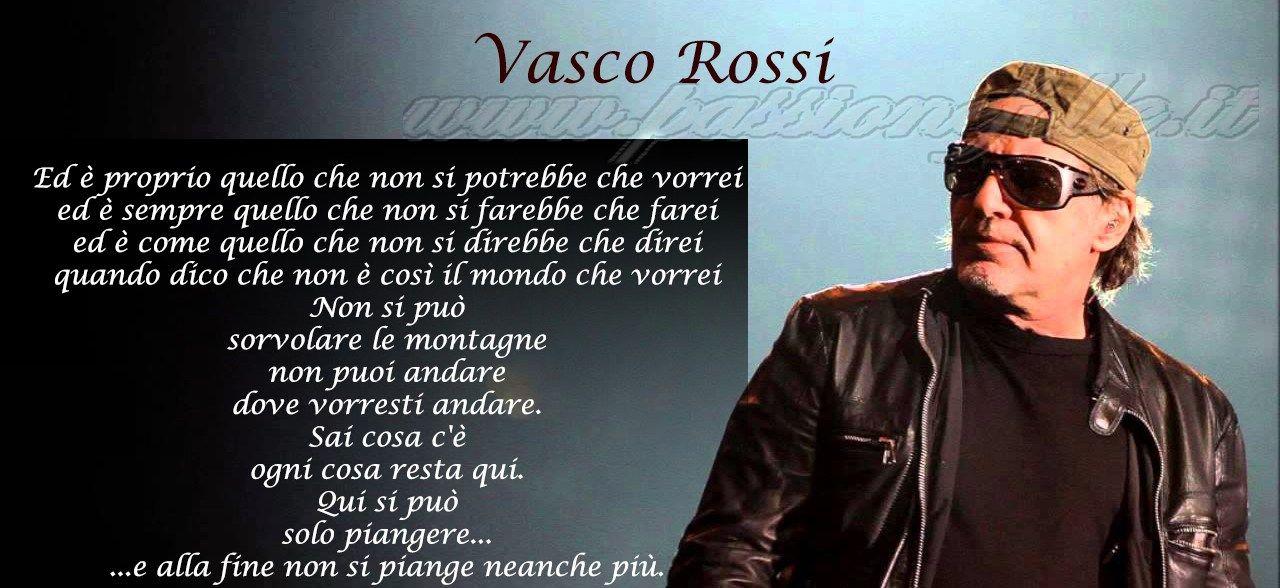 Vasco Rossi 3 Citazioni Divertenti Vasca Citazioni Significative
