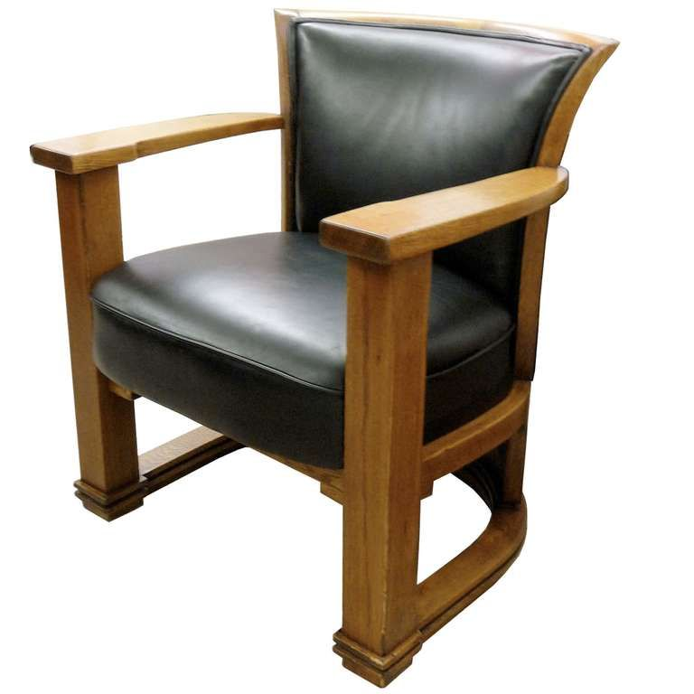 Important Bauhaus Chair by Peter Adolf Rading, Germany