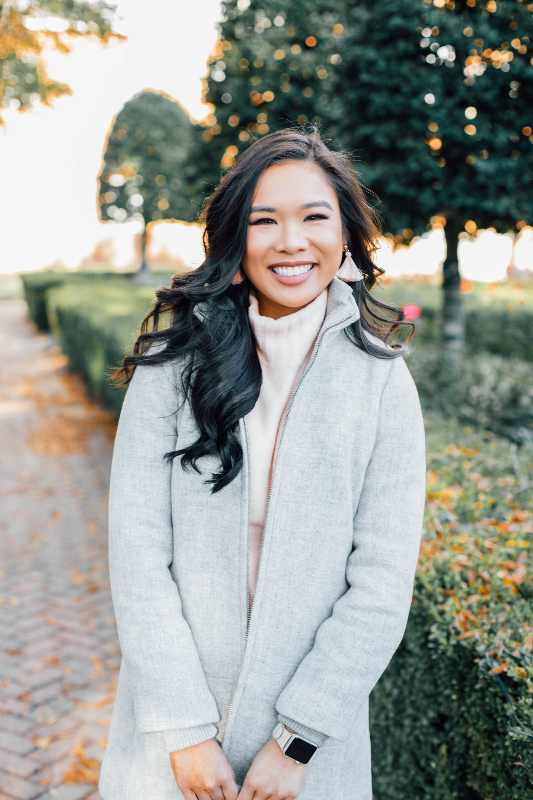 The Perfect Wool Coat For Petite Women Color Chic Fashion Womens Winter Fashion Outfits Pants Women Fashion [ 2550 x 1700 Pixel ]