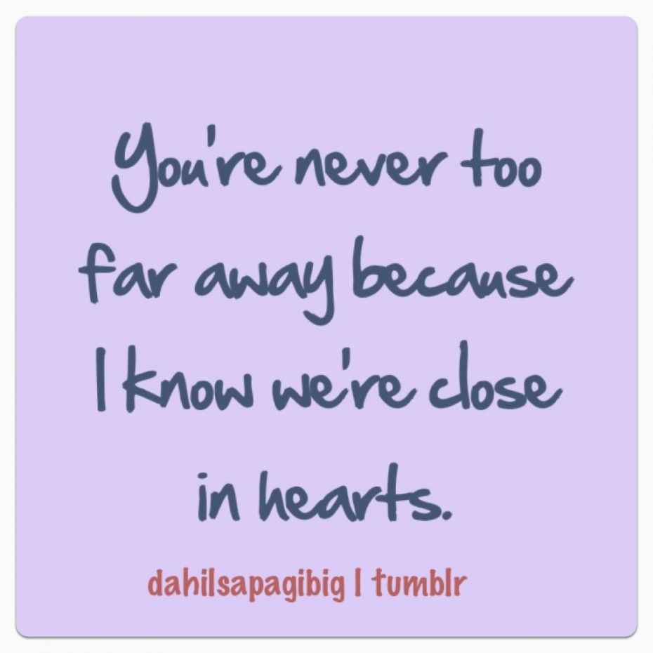 lost love quotes brainy Love Quotes For Him Who Is Far Away Quote