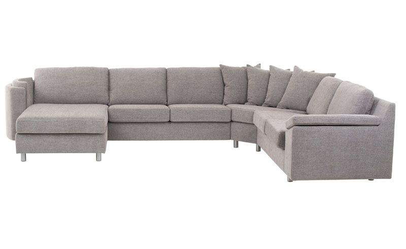 stor sofa i beige skeidar oslo stue pinterest beige. Black Bedroom Furniture Sets. Home Design Ideas