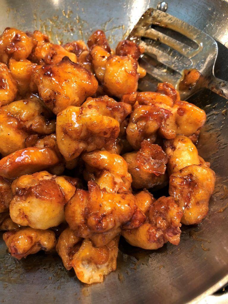 easy gluten free sweet and sour chicken  gluten free