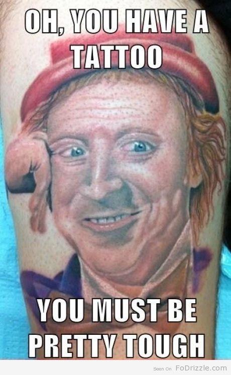 Funny Tattoo Meme : funny, tattoo, Tattoo, Fails