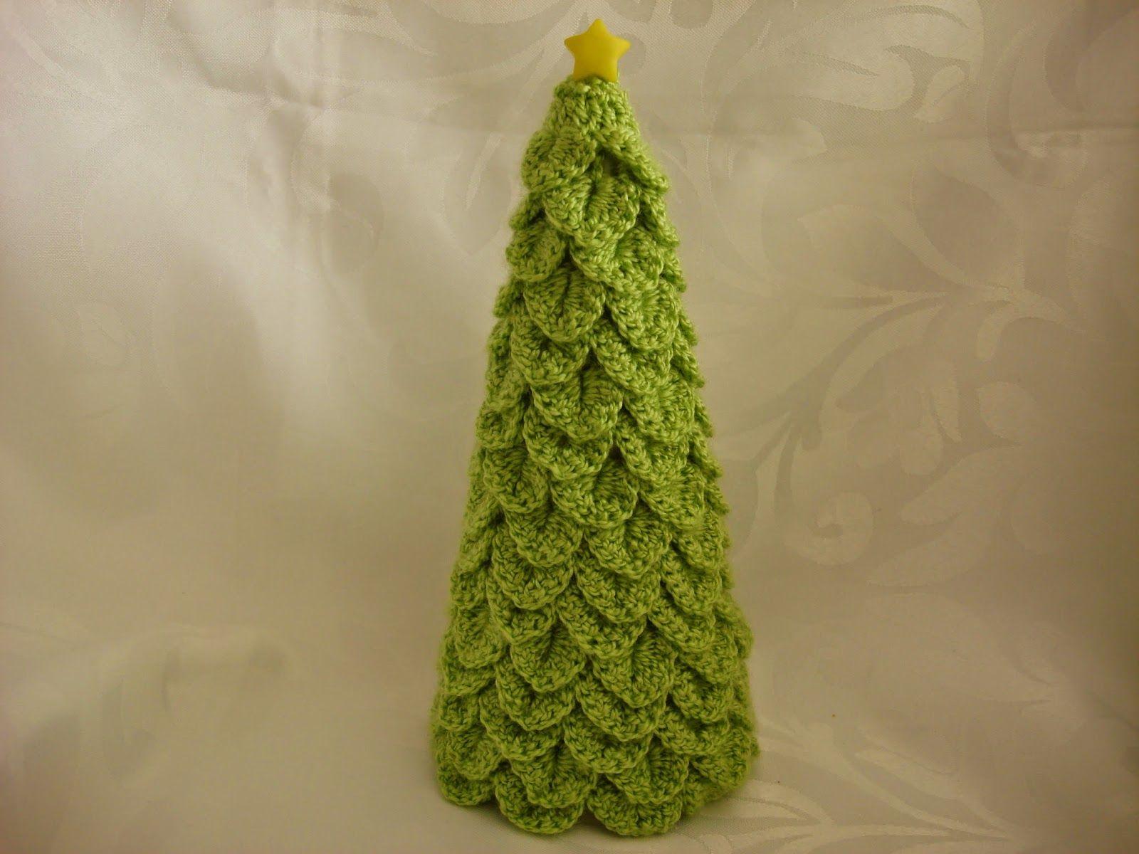 CANAL CROCHET: arbol navidad patrón libre. | crochet | Pinterest ...