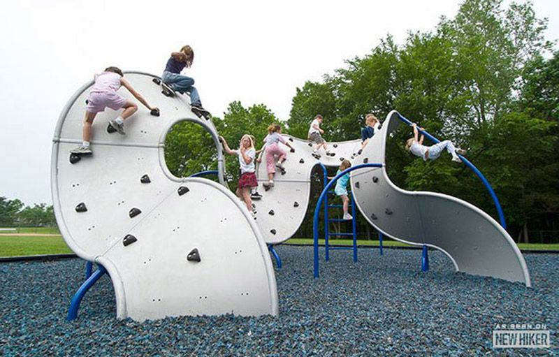10 Ridiculously Cool Playgrounds Playgrounds Cool
