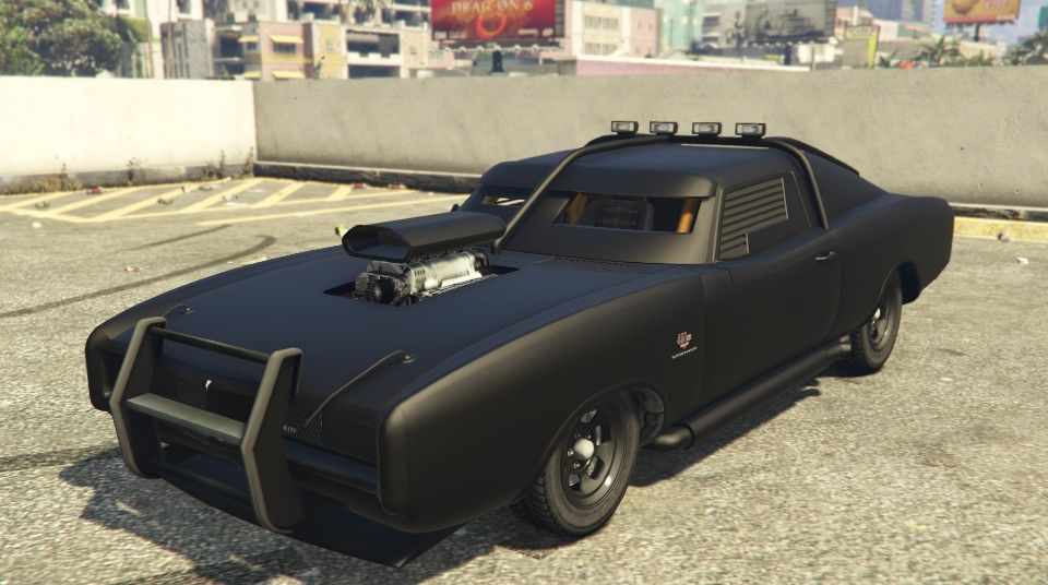 Duke ODeath GTA 5 Front View
