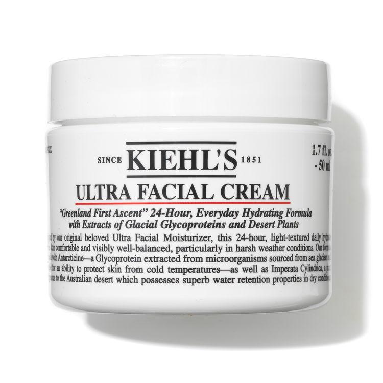 Kiehl's Ultra Facial Cream in 2020 Facial cream, Skin