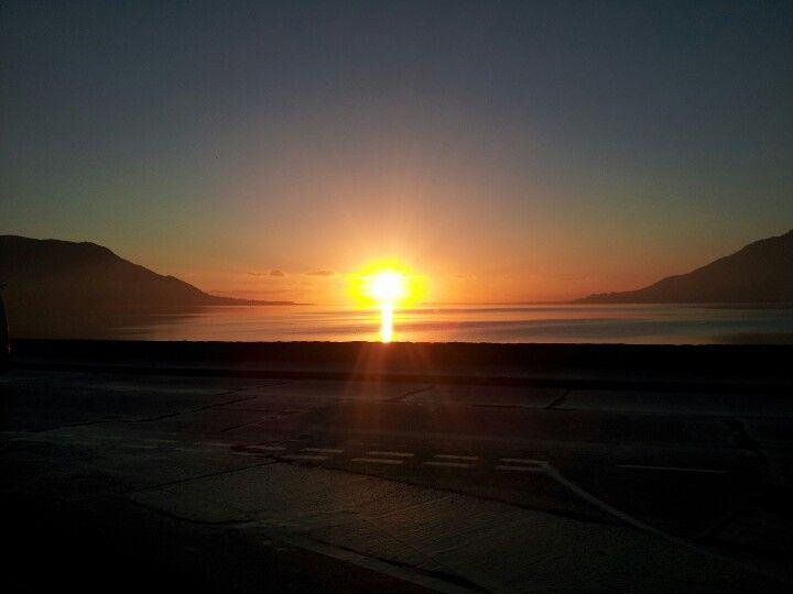 Carlingfjord Ireland..