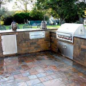 Outdoor Kitchen Contractors Long Island