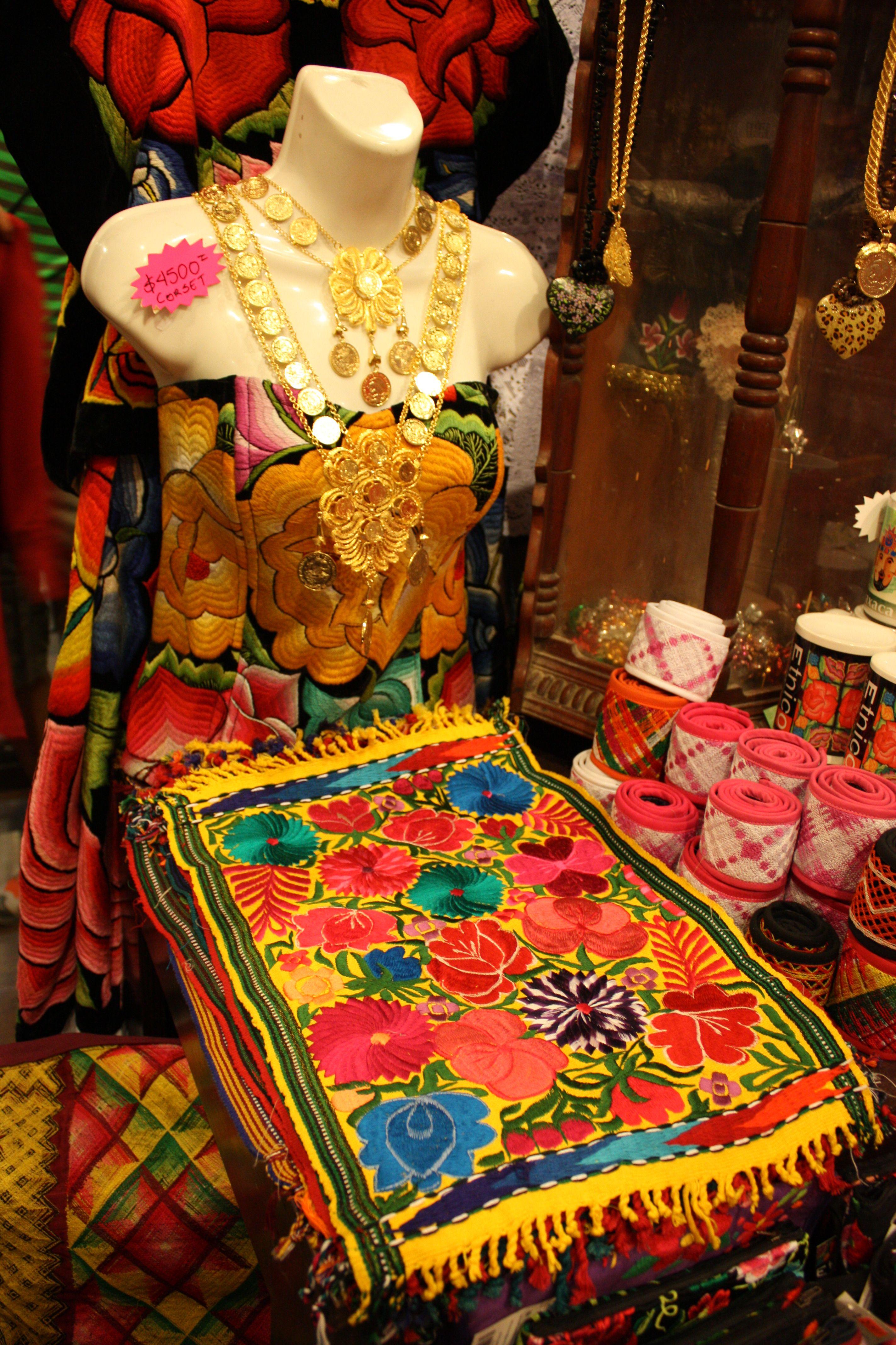 Innovación textil oaxaqueña
