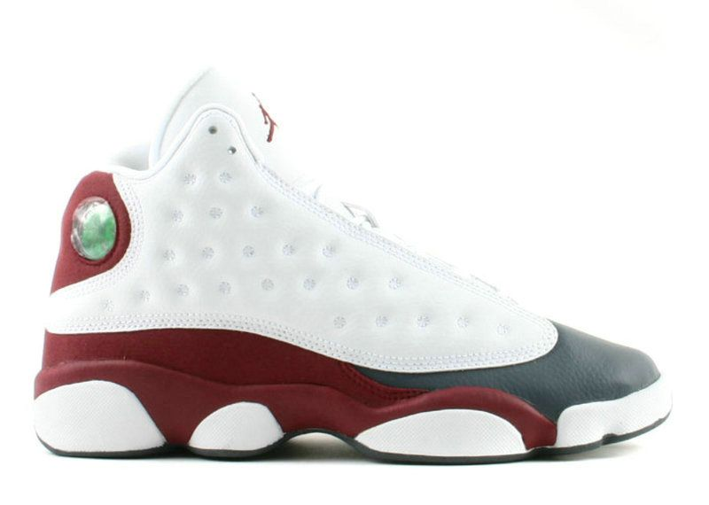 1609218f7b29 Buy AIR JORDAN RETRO 13 GS white team red-flint grey 310271 161 ...