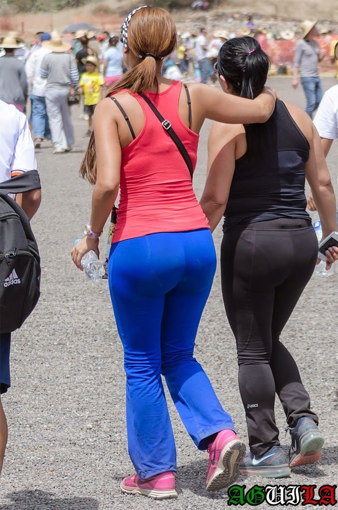 Bubble butt mature women